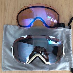 Smith ski snowboard goggles mask